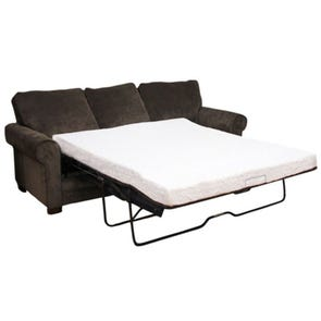 Full Classic Brands Bed in a Box Cool Gel 4.5 Inch Gel Memory Foam Sofa Bed Mattress