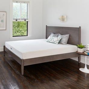 Twin XL Classic Brands Bed in a Box Cool Gel 8 Inch Ventilated Gel Memory Foam Mattress