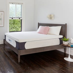 King Classic Brands Bed in a Box Cool Gel Ultimate 14 Inch Plush Gel Memory Foam Mattress