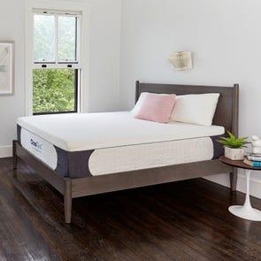 Twin XL Classic Brands Bed in a Box Cool Gel Ultimate 14 Inch Plush Gel Memory Foam Mattress