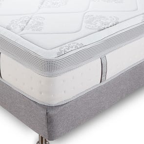 Twin XL Classic Brands Bed in a Box Gramercy 14 Inch Hybrid Cool Gel Memory Foam and Innerspring Mattress