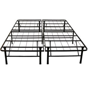 Classic Brands Hercules 14-Inch Heavy Duty Metal Platform Style Queen Size Bed Frame