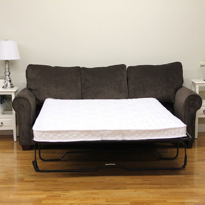 Twin Classic Brands Innerspring 5 Inch Plush Sofa Bed Mattress
