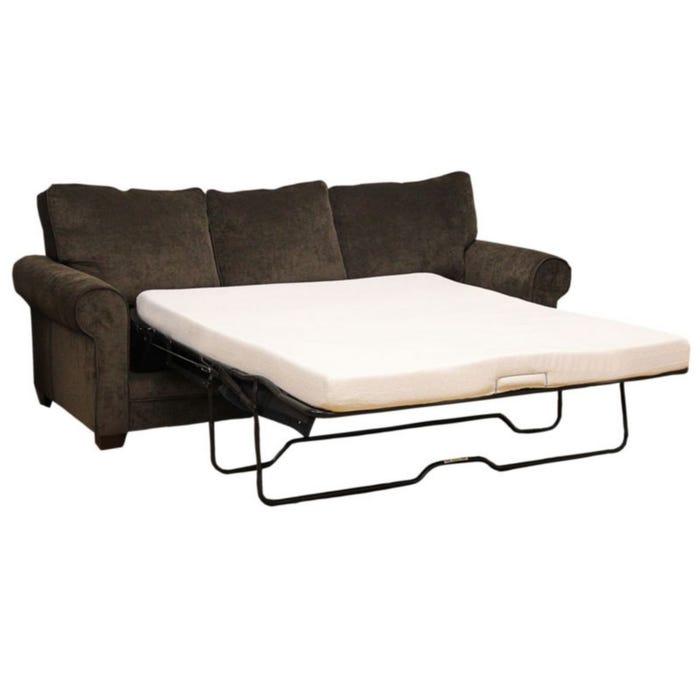 Full Classic Brands Memory Foam 4.5 Inch Sofa Bed Mattress