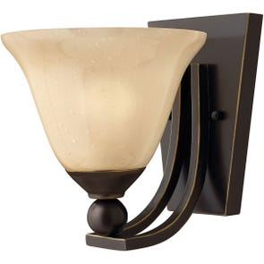 Clearance Hinkley Lighting Bolla 1 Light 8-inch Olde Bronze Wall Sconce OVFCR031902
