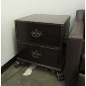 Clearance Tommy Bahama Home Bradford Drawer End Table OVFCR031911