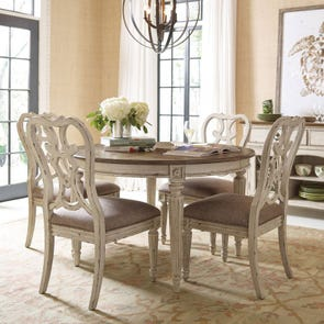 Clearance American Drew Southbury 5 Piece Dining Set OVFB081926