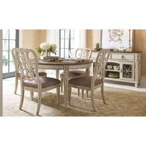 Clearance American Drew Southbury 5 Piece Dining Set OVFB121735