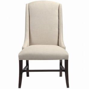 Clearance Bernhardt Slope Arm Chair Set of 2 OVFCR0418013