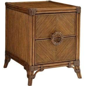 Clearance Tommy Bahama Bali Hai Bungalow Chairside Chest OVFN041805