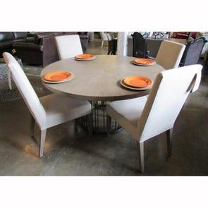 Clearance Lexington Shadow Play 5-Piece Dining Set OVFN041899