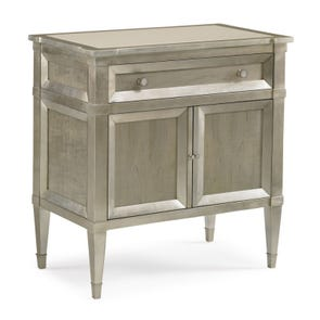 Clearance Scratch and Dent Furniture Caracole Buona Notte Nightstand SDFN061914