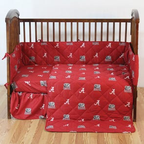 College Covers University of Alabama Crib Set