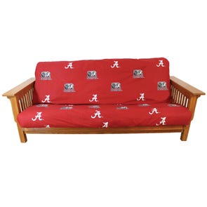 College Covers University of Alabama Futon Cover