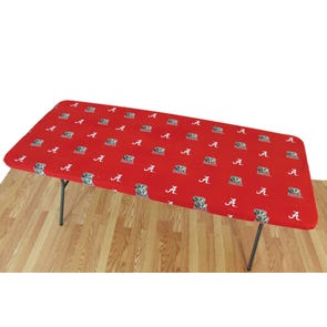 College Covers University of Alabama 6 Foot Table Cover