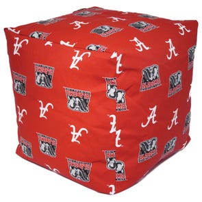 College Covers University of Alabama Cube Cushion