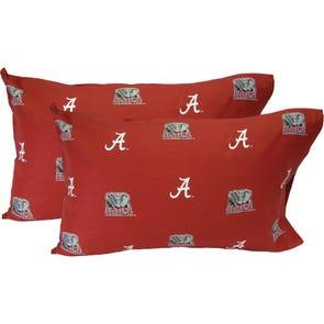 College Covers University of Alabama Pillowcase Pair