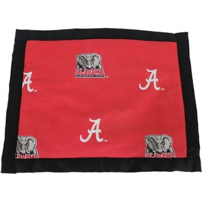 College Covers University of Alabama Placemat with Border Set of 4