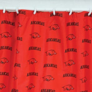 Alabama Printed Shower Curtain by College Covers