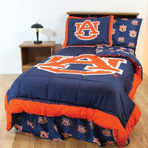 College Covers Auburn University Comforter Set