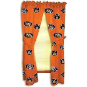 College Covers Auburn University Curtain Panel 63 Inch