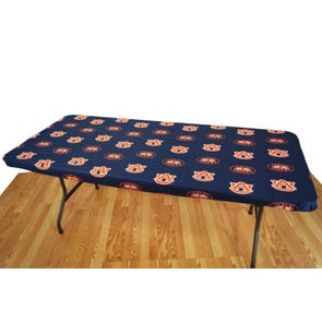 College Covers Auburn University 8 Foot Table Cover