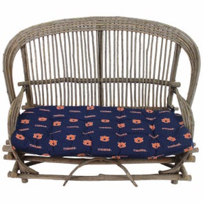 College Covers Auburn University Settee Cushion