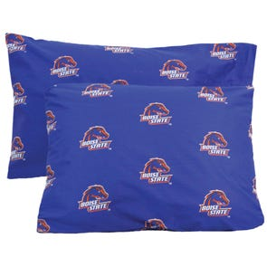 College Covers Boise State University Pillowcase Pair