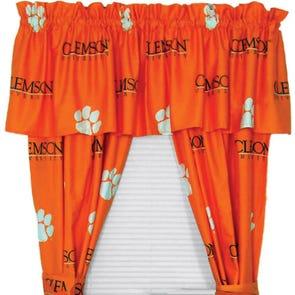 College Covers Auburn University Curtain Valance