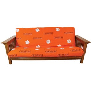 College Covers Clemson University Futon Cover