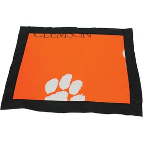 College Covers Clemson University Placemat with Border Set of 4