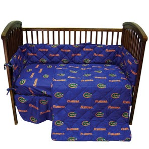 College Covers University of Florida Crib Set