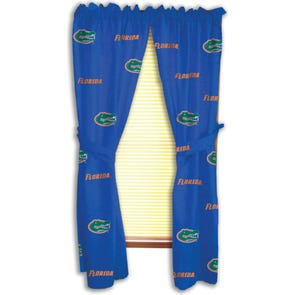College Covers University of Florida Curtain Panel 63 Inch