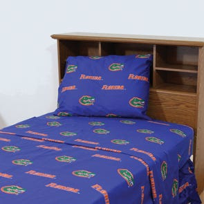 College Covers University of Florida Sheet Set