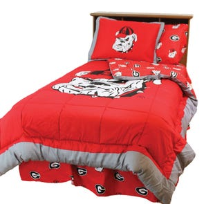 College Covers University of Georgia Comforter Set
