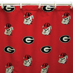 FSU Printed Shower Curtain by College Covers