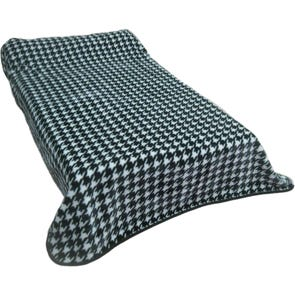 College Covers Houndstooth Throw Blanket