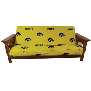 College Covers University of Iowa Futon Cover
