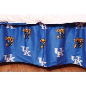 College Covers University of Kentucky Dust Ruffle