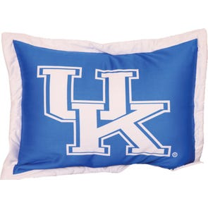 College Covers University of Kentucky Quilted Sham