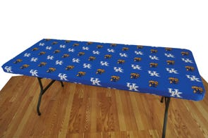 College Covers University of Kentucky 6 Foot Table Cover