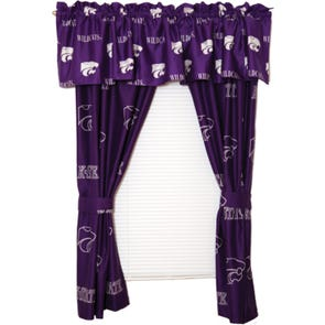 College Covers University of Kentucky Curtain Valance