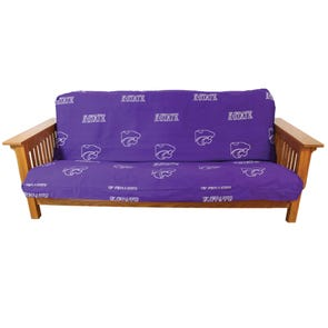 College Covers Kansas State University Futon Cover