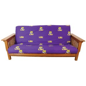 College Covers Louisiana State University Futon Cover