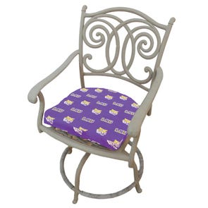 College Covers Louisiana State University Tigers D Chair Cushion