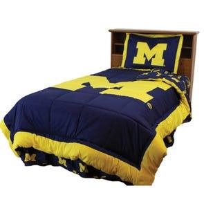 College Covers University of Michigan Comforter Set