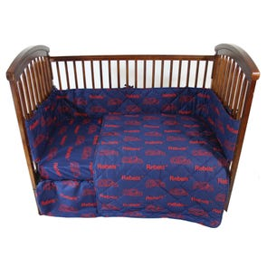 College Covers University of Mississippi 5 Piece Crib Set