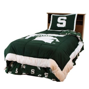 College Covers Michigan State University Comforter Set