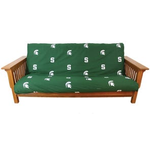 College Covers Michigan State University Futon Cover