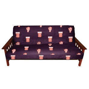 College Covers North Carolina State University Futon Cover